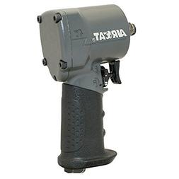 "AIRCAT 1077-TH 3/8"" Impact Wrench, Compact, Grey"