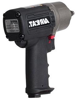 AIRCAT 3/8 in. High-Low Torque Air Impact Wrench 1350-XL New