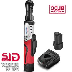 ACDelco 3/8-Inch 12V Cordless Brushless Ratchet Wrench Tool