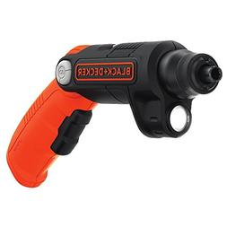 BLACK+DECKER BDCSFL20C 4V Max Lithium Ion Lightdriver Cordle