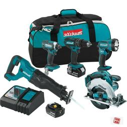 cordless power tools combo set lithium ion