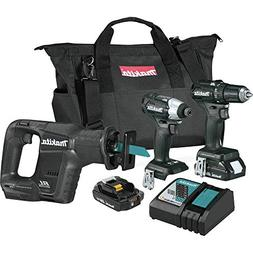 Makita CX300RB-R 18V LXT Lithium-Ion Sub-Compact Brushless C