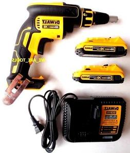 Dewalt DCF620B 20V MAX XR Cordless Lithium-Ion Brushless Dry