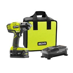 Impact Wrench Kit 18-Volt ONE+ Lithium-Ion Cordless 3-Speed