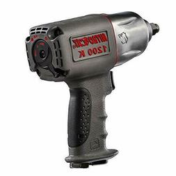 1200-K 1/2-Inch Kevlar Composite Air Impact Wrench w/ Twin C