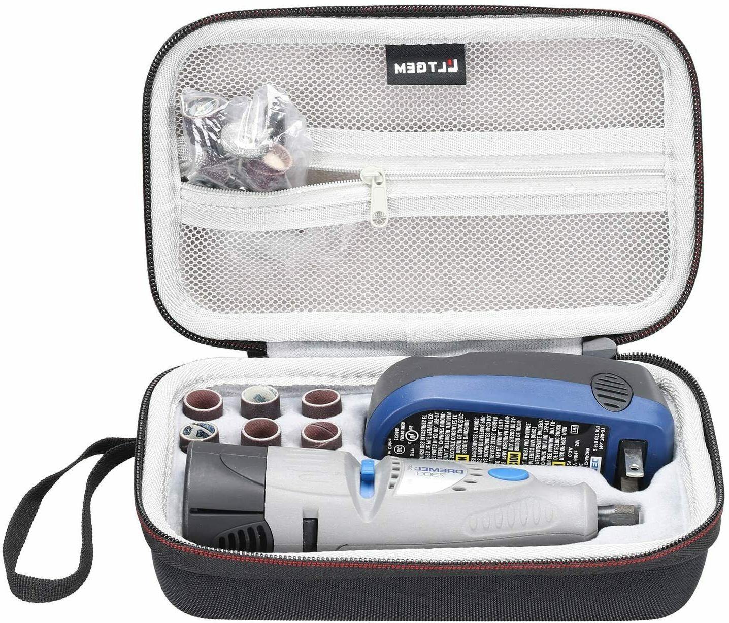 CASE 4.8-Volt Cordless Two-Speed Tool CASE ONLY
