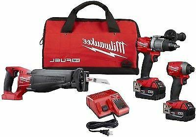 Milwaukee M18 FUEL 18-Volt Lithium-Ion Brushless Cordless Co