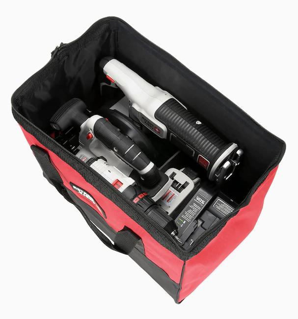 Max Power Combo Kit with Case