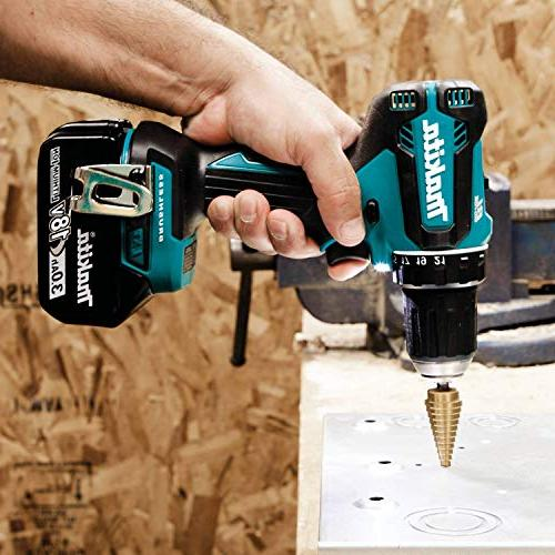 Makita 18V Lithium-Ion Brushless Driver-Drill Kit