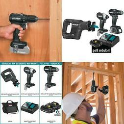 li ion cordless 3 tools combo kit