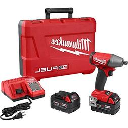 Milwaukee 2755-22 M18 FUEL 1/2-Inch Compact Impact Wrench wi