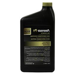 Powermate Px Full Synthetic Extreme Duty Air Compressor Oil