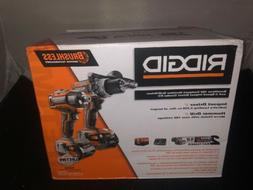Ridgid R86037 18 Volt 18V GEN5X Brushless Motor 3 speed Impa