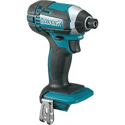 Makita XDT11Z 18V LXT Cordless Lithium-Ion 1/4 in. Impact Dr
